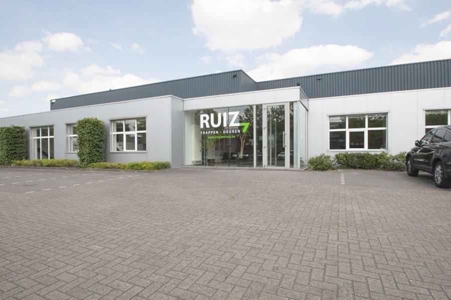 Ruiz wood technics toonzaal Limburg