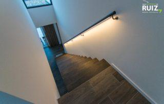 Design-trap-trappen-zwevende
